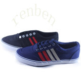Men′s New Arriving Hot Comfortable Casual Canvas Shoes