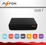 ISDB-T with PVR for South American Market