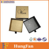 Eco-Friendly Hot Sell Custom Sliding Drawer Paper Gift Jewelry Box