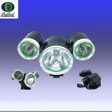 6000lm CREE Xm-L T6*7PCS Hard Light LED Flashlights (DF-S7T6)