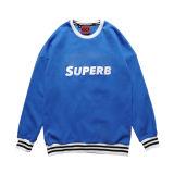 Hot Sale Print Men Blue Sport Style Sweatshirt