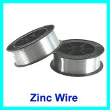 Thermal Spraying 99.995% Pure Zinc Wire