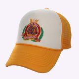 Promotional Foam Mesh Trucker Hats with Embroidery Logo (GKL-034)