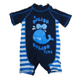 Kid′s Professional Cute Surfing, Triathlon Suit, Triathlon Clothing, Non-Toxic, Quick Dry, Soft and Comfortable