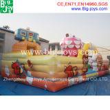 Popular Outdoor Bouncy Castle for Sale (BJ-COB03)
