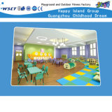 Cartoon Style Kids Library Furniture and Interior Design (HB-tss)