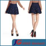 Women Denim A Line Skirts (JC2110)