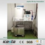 China Icesta Portable Bin Ice Machine