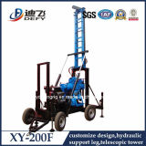 Xy-200f Hot Sale Borehole Drilling Machine in Africa