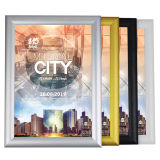Customized Wall Mounted Colorful Advertising Poster Frame