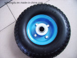 High Quality Solid Rubber Wheel 10X3.3