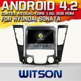 Witson Android 4.2 System Car DVD for Hyundai Sonata 2011/I40/I45/I50