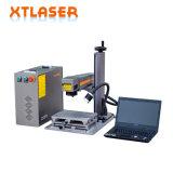 High Precision PCB Automatic Qr Code Fiber Laser Marking Machine