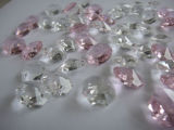 14mm Glass Octagon for Chandeliers