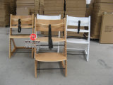 Toddler High Chair Wood Baby Dining Chair