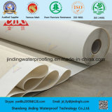 HDPE Polymer Adhesive Waterproofing Sheet Used on Subway