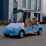 Electric Sightseeing Car with 4 Seater Made by Dongfeng Motor