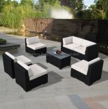 6PCS Outdoor Rattan/Wicker Sofa Set
