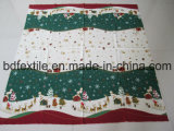 Golden Printing Table Cloth to Italy