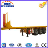 Three Axles 20FT Container Tipper Trailer Chassis for Sale