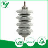 High Voltage Composite/ Ceramic Housed Lightning Arrester 15kv