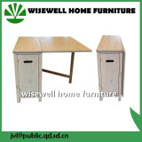 Wood Dining Room Table Furniture Foldable Table (W-T-863)