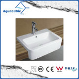 Ceramic Cabinet Art Basin and Apron Hand Washing Sink (ACB8169)