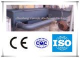 Curved Scalding Feather Machine / Poultry Slaughtering Machine