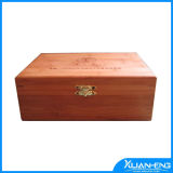 Large Multipurpose Real Water Resistant Bamboo Box