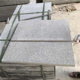 G654 Dark Grey Granite Flamed Paving Stone for Driveway, Patio, Pool