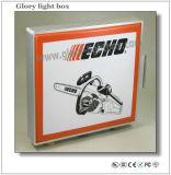 Acrylic Mould Sucking Rotating Light Box Signage