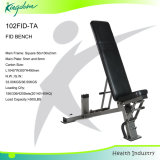 Fid Bench/Commercial Fitness Strengthen Gym Body Building Equipment Bench