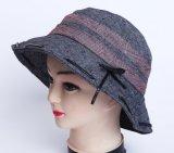 Good Sale Girl′s Cheap Cotton Bucket Hats