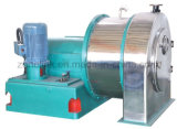 China Factory Price Continous Discharging Double Stage Pusher Centrifuge for Salt Refine