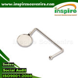 Blank Bag Hanger for Promotional Gift; Metal Bag Hanger