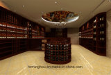 Residential Wine Cabinet Customize Wine Cellar for Wooden Home Furniture