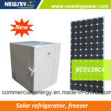 Single Temperature LED Digital Control Solar Freezer