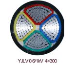 1-35kv, XLPE Insulated Power Cable, Yjv, Yjlv, Yjv32, Yjlv32