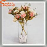 Wedding Decoration Artificial Plant Rose Silk Flowers