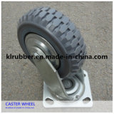 Shock Absorber Rubber Industrial Hardware Caster Wheel
