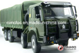 Sinotruk 8*8 Military Truck for Army