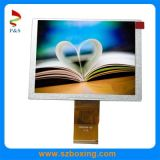 "5.0"" TFT LCD Display with 800CD/M2 Brightness"
