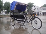 Pedal Foot Popular Rickshaw Tricycle Tuktuk (ZH-08)