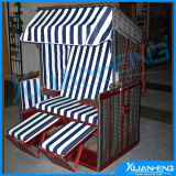 Rattan Outdoor Furniture for Beach Chair