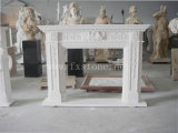 Stone Carving / Carved Marble /Stone Fireplace/Marble Fireplace