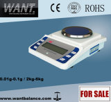 320g 0.01g Electronic Balance with Rechargeable Battery