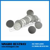 N42 D15X3mm NdFeB Disc Magnet with Ni Coated
