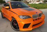 Car Body Kits for BMW X6 2010 (Lumma)