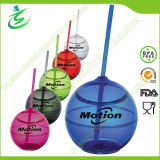 500ml Ball-Shape Straw Cup, BPA-Free (TB-A5)