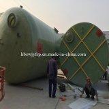 GRP FRP Fiberglass Liquid Storage Industrial Tank